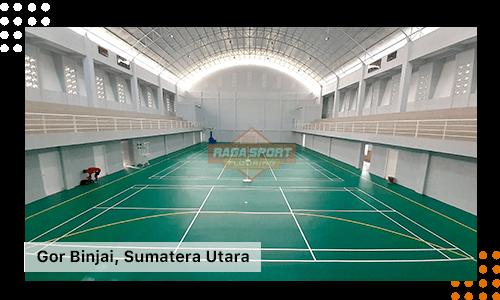 Kontraktor Jasa Pembuatan Pengecatan Renovasi Lapangan Olahraga