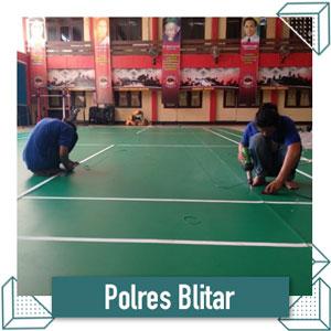 jasa renovasi lapangan badminton