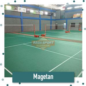 harga karpet lapangan badminton