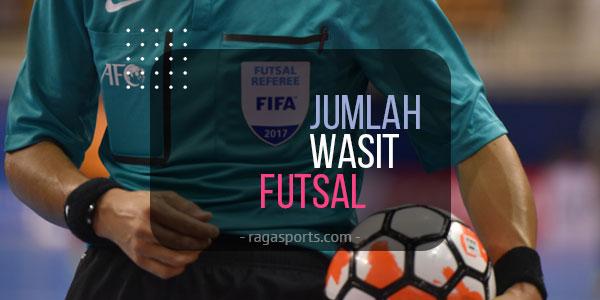 Jumlah Pemain Wasit Dalam Futsal