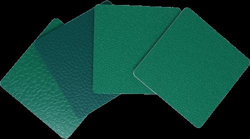 material vinyl lapangan badminton